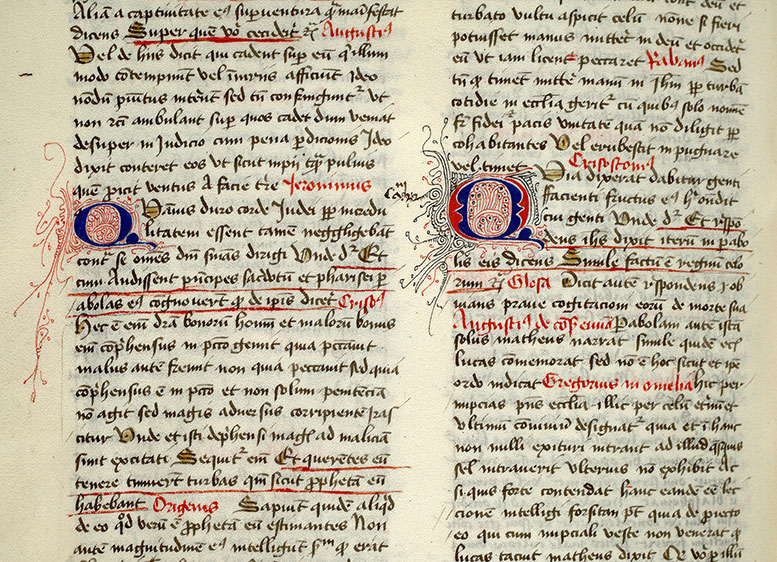 Paris, Bibl. Mazarine, ms. 0797, f. 158v