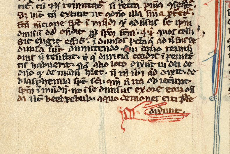 Paris, Bibl. Mazarine, ms. 0799, f. 143v