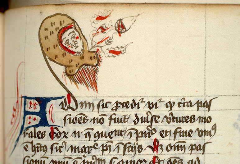 Paris, Bibl. Mazarine, ms. 0823, f. 112