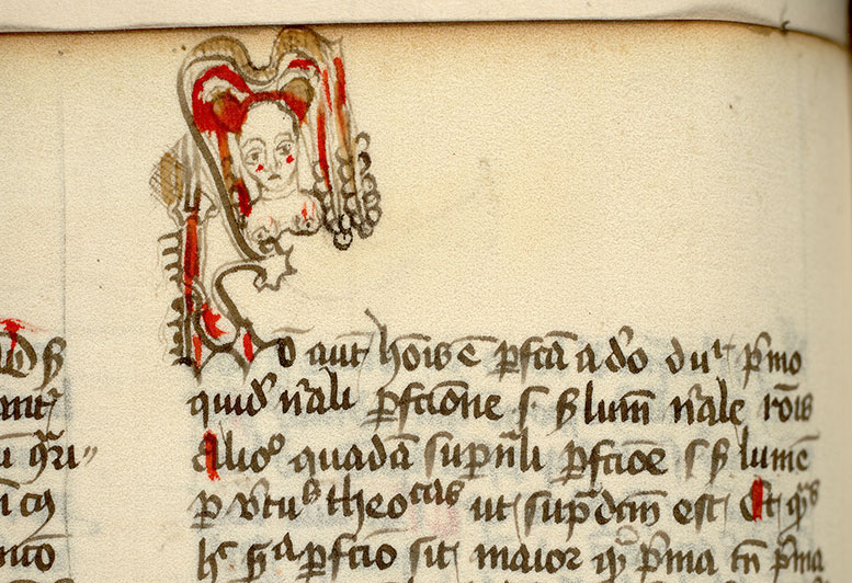Paris, Bibl. Mazarine, ms. 0823, f. 126v