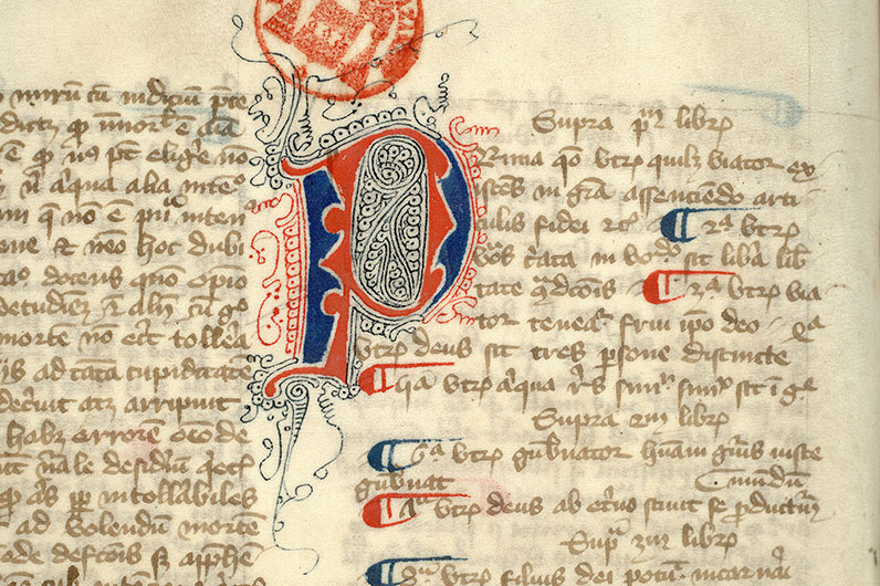 Paris, Bibl. Mazarine, ms. 0906, f. 111v