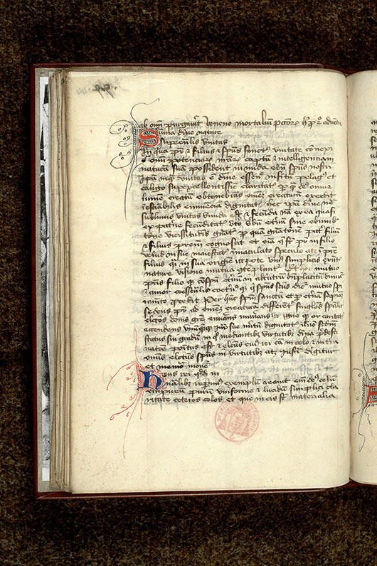 Paris, Bibl. Mazarine, ms. 0921, f. 044v