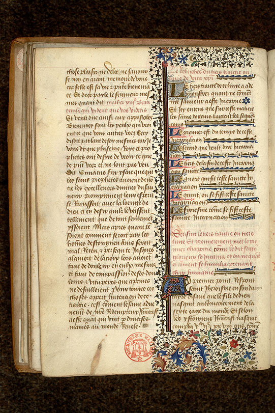 Paris, Bibl. Mazarine, ms. 0927, f. 029v