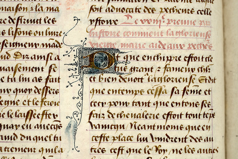 Paris, Bibl. Mazarine, ms. 0927, f. 046v