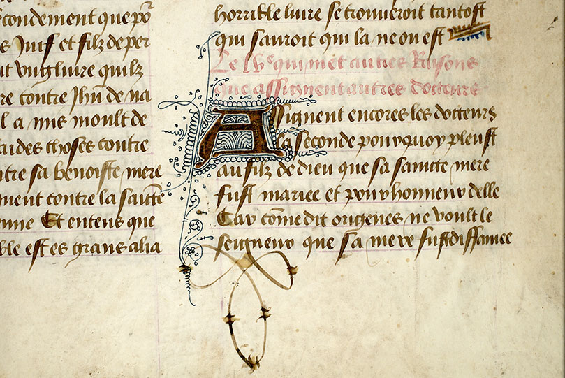 Paris, Bibl. Mazarine, ms. 0927, f. 073