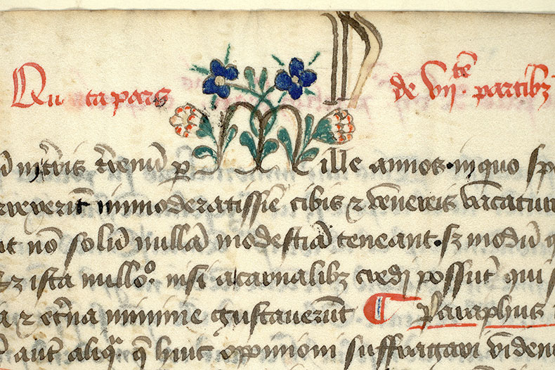 Paris, Bibl. Mazarine, ms. 0969, f. 076
