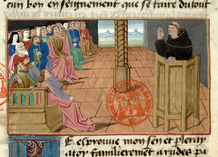 Paris, Bibl. Mazarine, ms. 0976, f. 002v