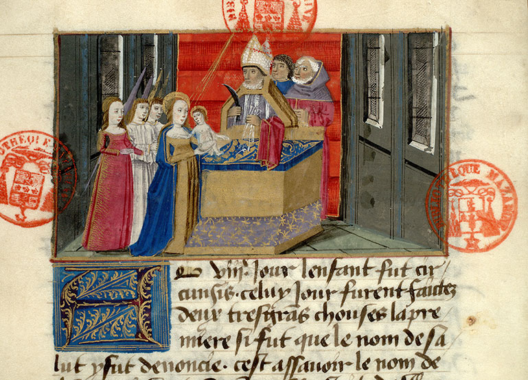 Paris, Bibl. Mazarine, ms. 0976, f. 016v