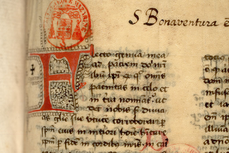 Paris, Bibl. Mazarine, ms. 0992, f. 108