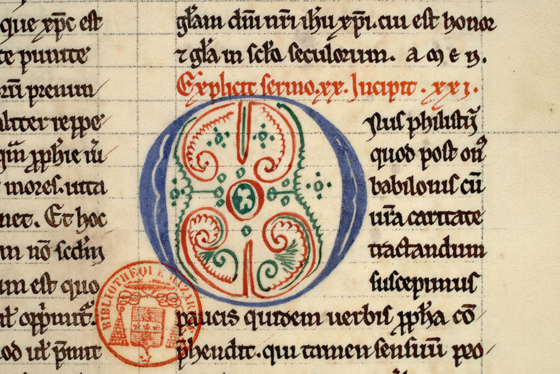 Paris, Bibl. Mazarine, ms. 0998, f. 074