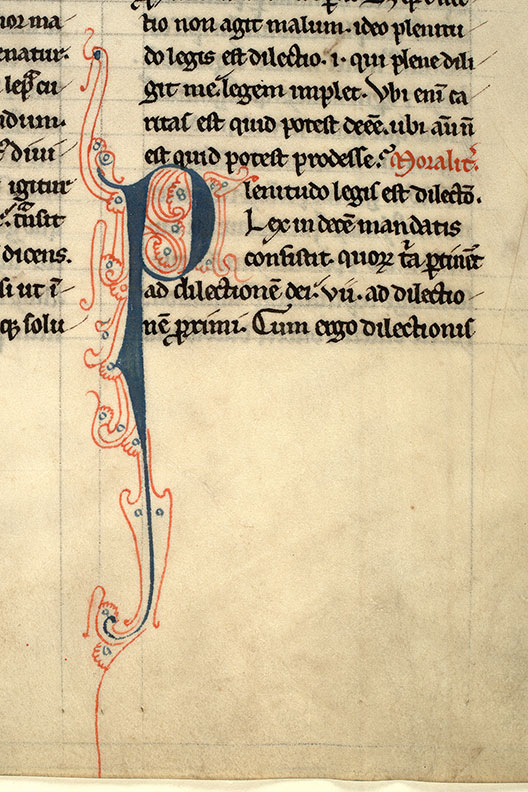 Paris, Bibl. Mazarine, ms. 1015, f. 058