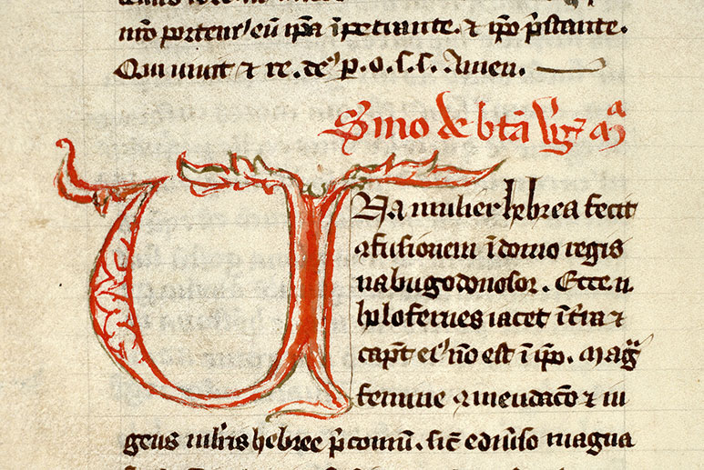 Paris, Bibl. Mazarine, ms. 1041, f. 024