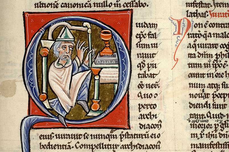 Paris, Bibl. Mazarine, ms. 1287, f. 190
