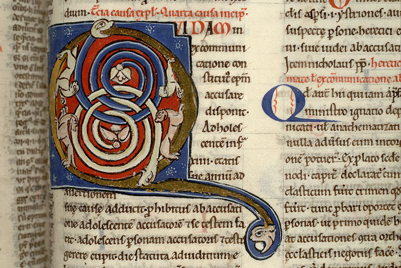 Paris, Bibl. Mazarine, ms. 1288, f. 162