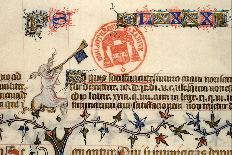 Paris, Bibl. Mazarine, ms. 1290, f. 084v
