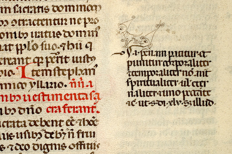 Paris, Bibl. Mazarine, ms. 1291, f. 340