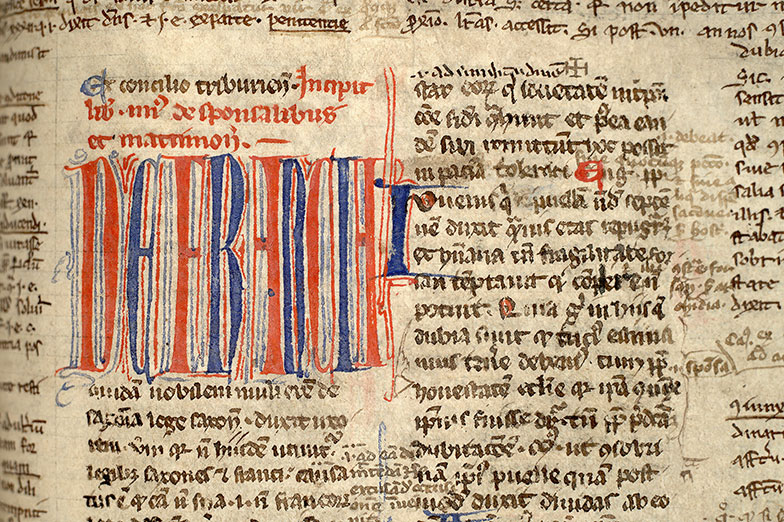 Paris, Bibl. Mazarine, ms. 1296, f. 268
