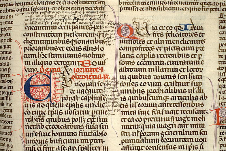 Paris, Bibl. Mazarine, ms. 1301, f. 039