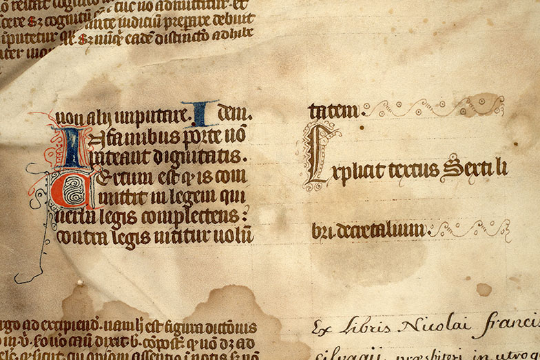 Paris, Bibl. Mazarine, ms. 1303, f. 083