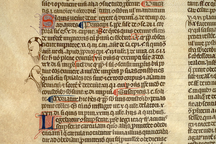 Paris, Bibl. Mazarine, ms. 1313, f. 071v