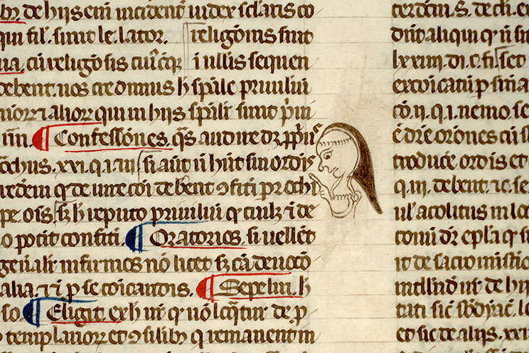 Paris, Bibl. Mazarine, ms. 1313, f. 227