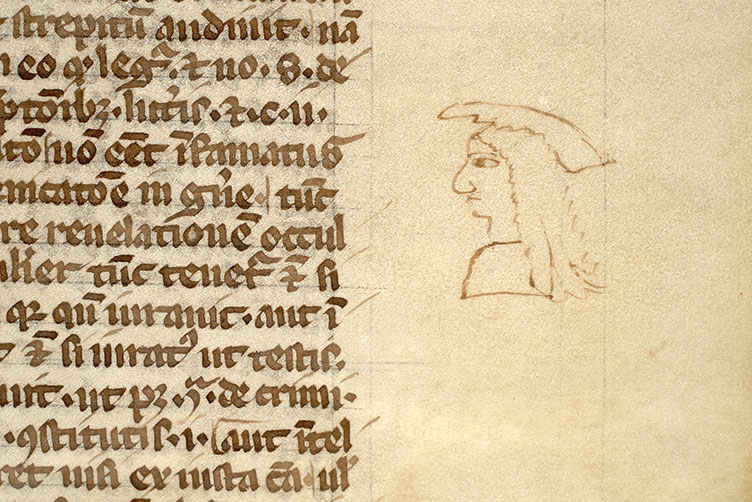 Paris, Bibl. Mazarine, ms. 1314, f. 322