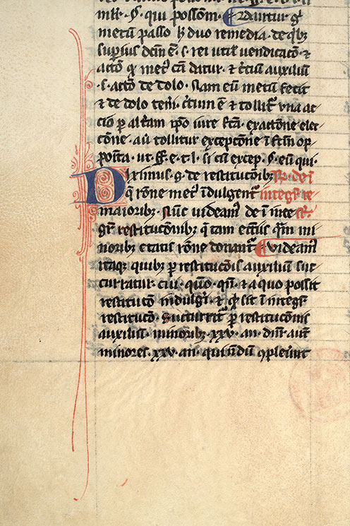 Paris, Bibl. Mazarine, ms. 1315, f. 065v