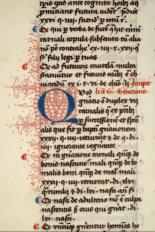 Paris, Bibl. Mazarine, ms. 1316, f. 097v