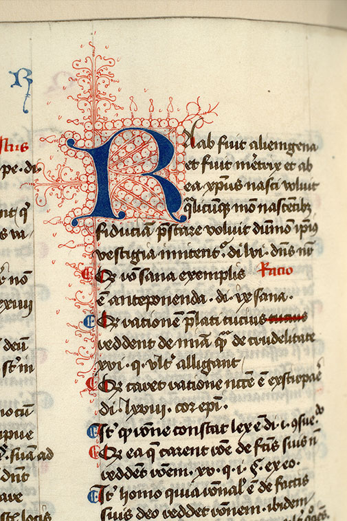 Paris, Bibl. Mazarine, ms. 1316, f. 192v
