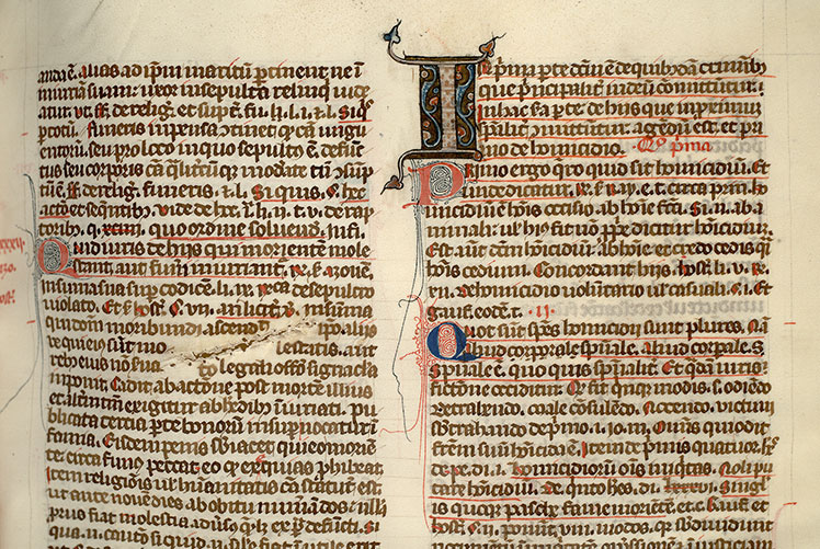 Paris, Bibl. Mazarine, ms. 1321, f. 066