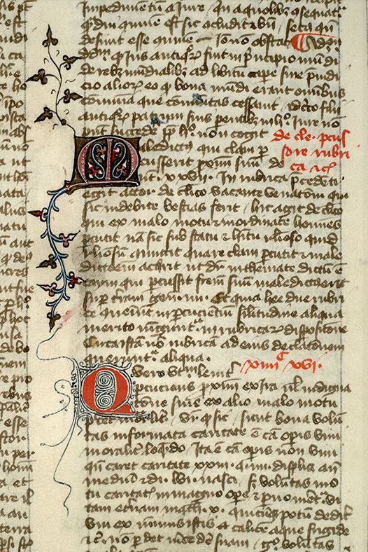 Paris, Bibl. Mazarine, ms. 1323, f. 002v