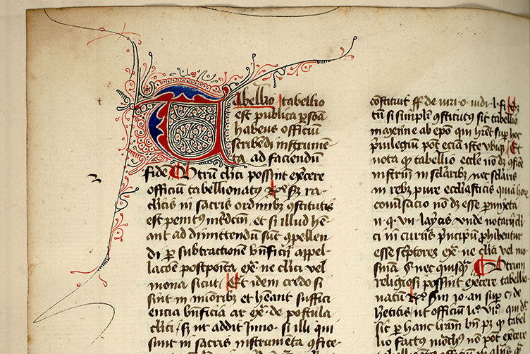 Paris, Bibl. Mazarine, ms. 1330, f. 275v