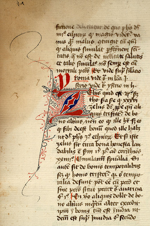 Paris, Bibl. Mazarine, ms. 1330, f. 303v