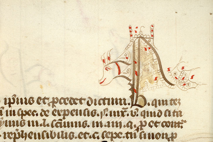 Paris, Bibl. Mazarine, ms. 1332, f. 110v