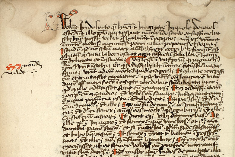 Paris, Bibl. Mazarine, ms. 1397, f. 019v