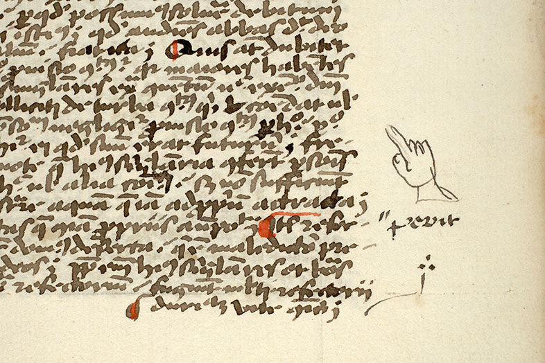 Paris, Bibl. Mazarine, ms. 1397, f. 095