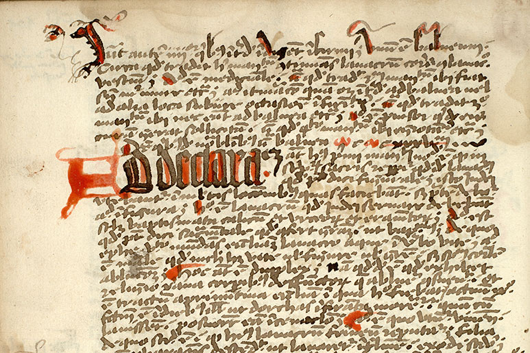 Paris, Bibl. Mazarine, ms. 1397, f. 101v