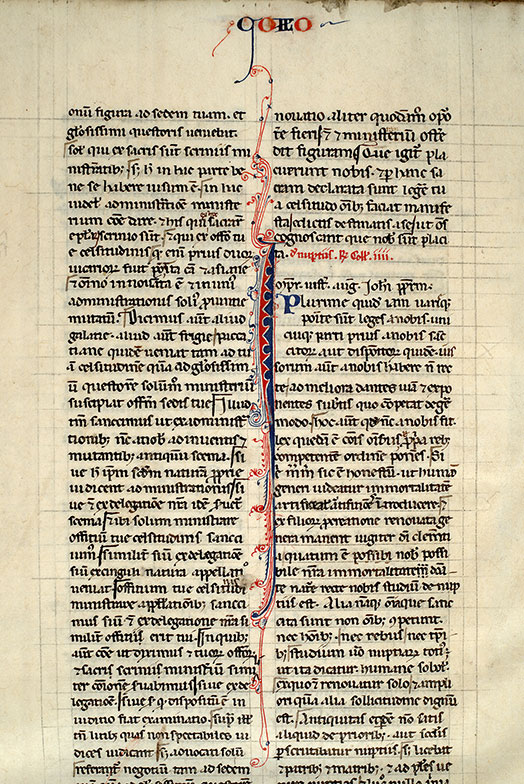 Paris, Bibl. Mazarine, ms. 1410, f. 031v