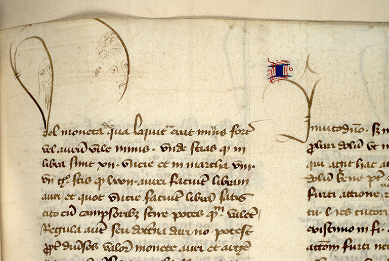 Paris, Bibl. Mazarine, ms. 1412, f. 035