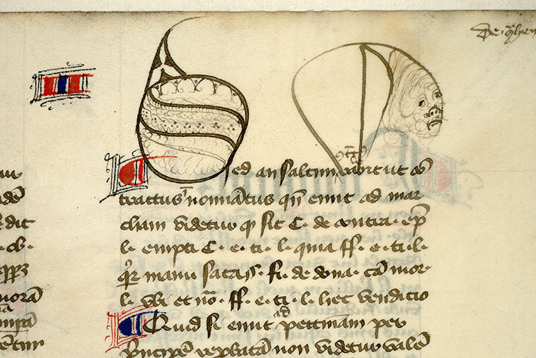 Paris, Bibl. Mazarine, ms. 1412, f. 194