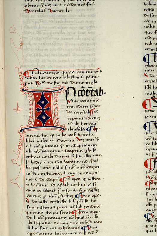 Paris, Bibl. Mazarine, ms. 1415, f. 319