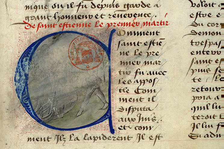 Paris, Bibl. Mazarine, ms. 1560, f. 072