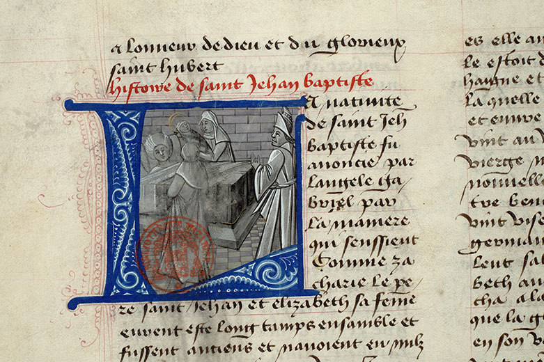 Paris, Bibl. Mazarine, ms. 1560, f. 118v