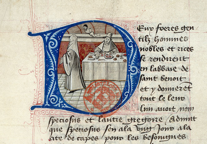Paris, Bibl. Mazarine, ms. 1560, f. 236v