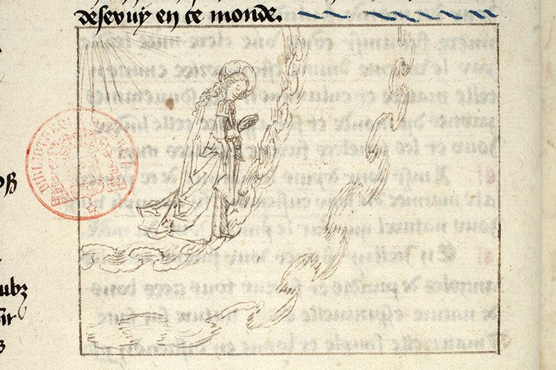 Paris, Bibl. Mazarine, ms. 1562, f. 017v