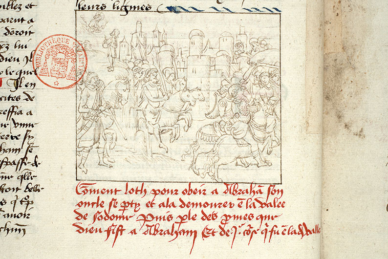 Paris, Bibl. Mazarine, ms. 1562, f. 023v