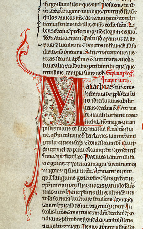 Paris, Bibl. Mazarine, ms. 1713, f. 058v