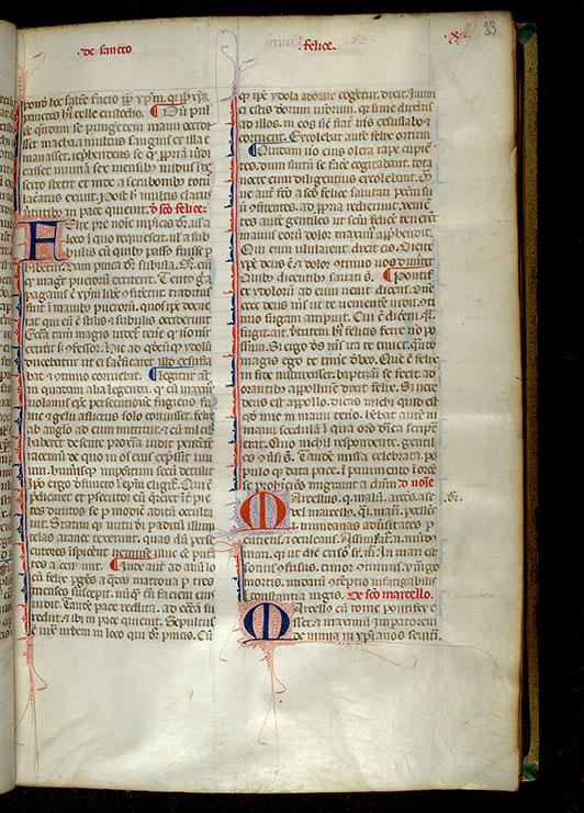 Paris, Bibl. Mazarine, ms. 1717, f. 033