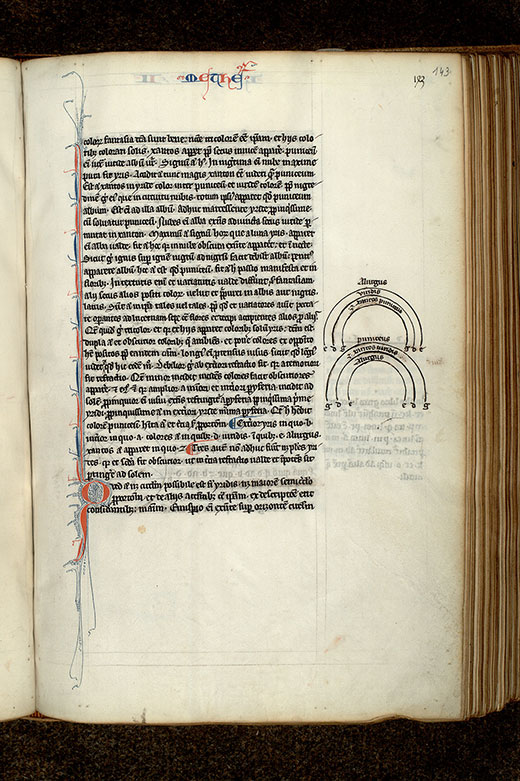 Paris, Bibl. Mazarine, ms. 3458, f. 143