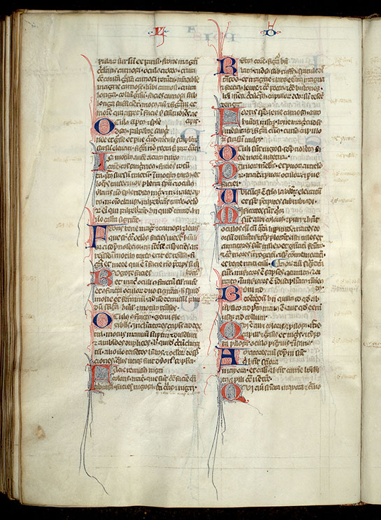 Paris, Bibl. Mazarine, ms. 3461, f. 160v